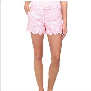 LILLY PULITZER The Buttercup Shorts Size 2💥NL💥